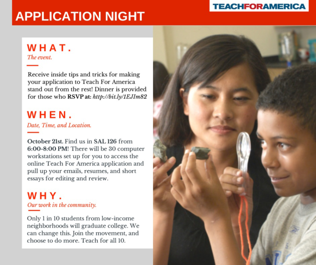 TFA application night 10-16