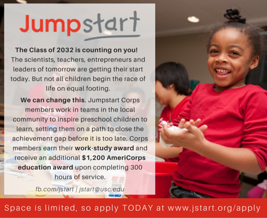 Jumpstart Recruitment Flyer.fw