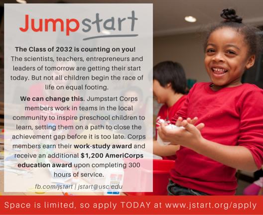 Jumpstart Recruitment Flyer.fw