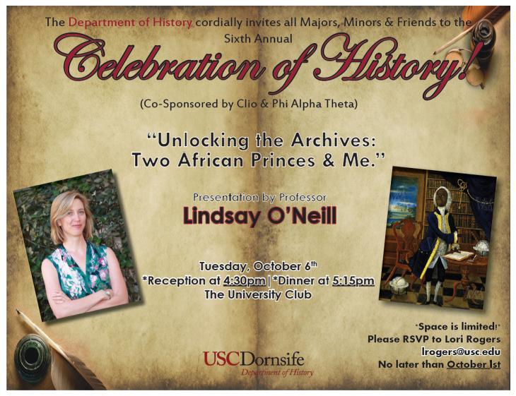 History Celebration