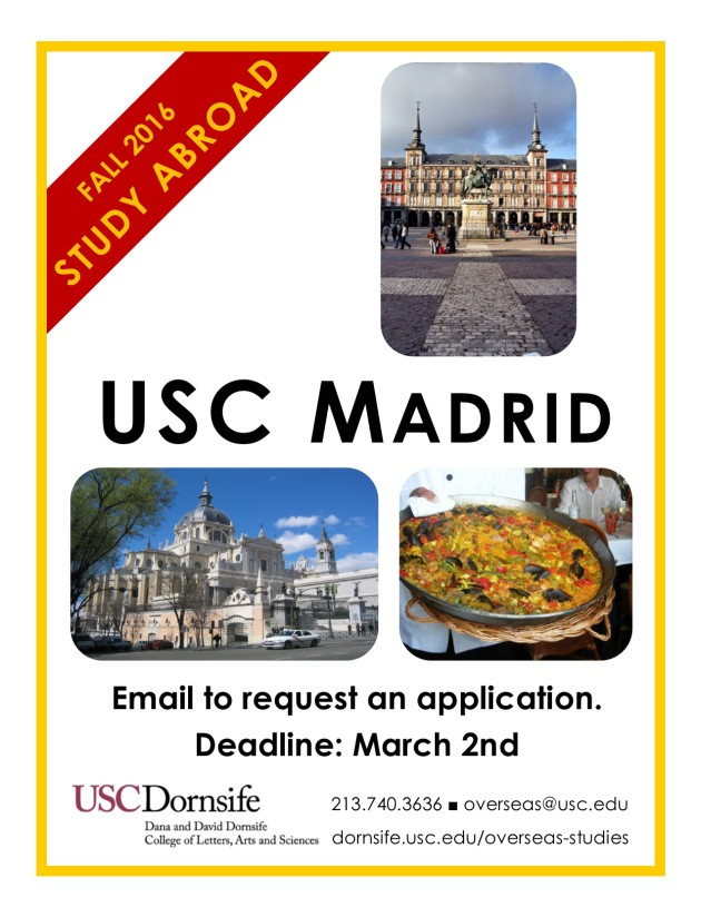 Deadline F16 Madrid