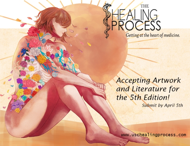 USC Healing Process 5th Edition Flyers