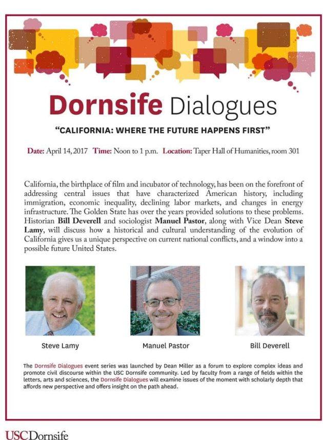 Dornsife Dialogues 4-4-17